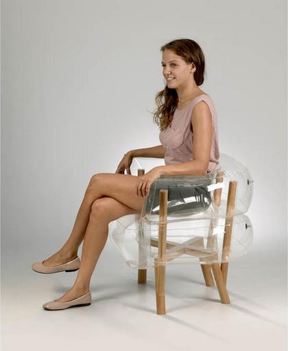 Кресло Anda, дизайнер Техила Гай (Израиль)