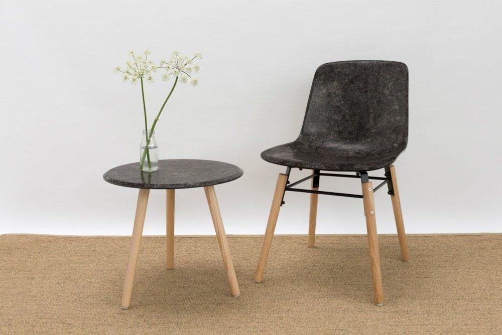 Коллекция мебели из композитного материала SolidWool