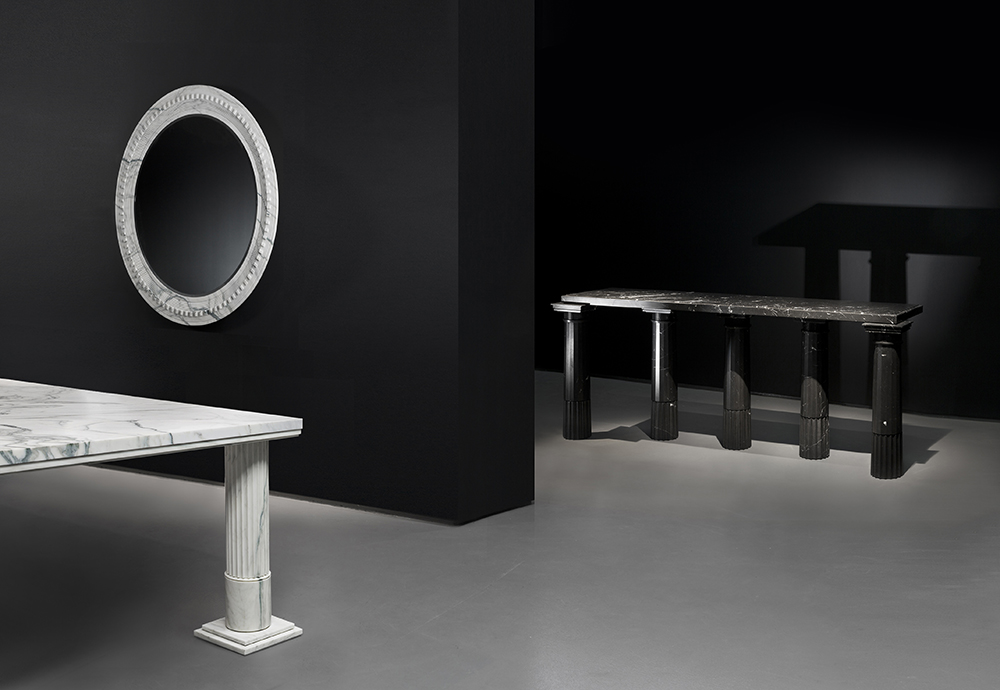 Мебель от модельера Карла Лагерфельда