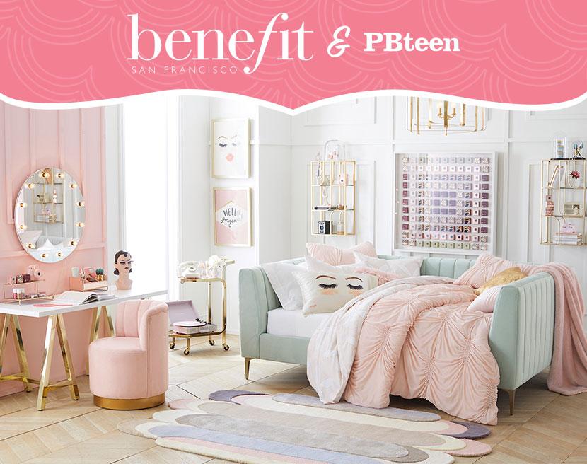Комната для девочки от PBteen