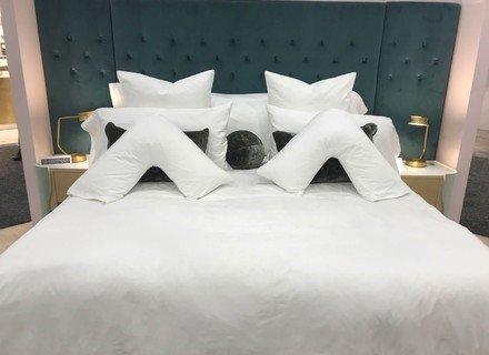Привлёк подушкой – продал мебель кровать