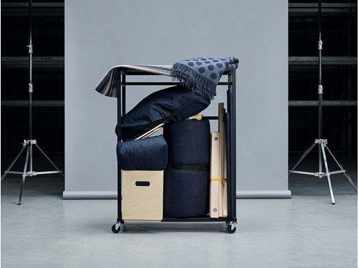 Мебель для урбанизированных кочевников, ИКЕА, малогабаритные квартиры, мебель Råvaror