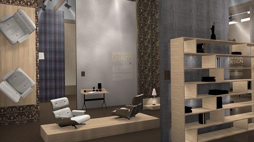 Future Interiors – designed in Germany, IMM Cologne: что нового?, Устойчивый цвет №1: укореняйся!